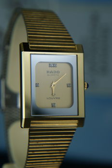 "Rado ""LOUVRE"" - men's wrist watch"