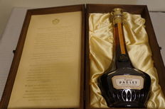 Cognac Château Paulet Extra In An Exquisite Wooden Presentation Box