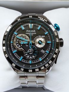 Pulsar Chronograph – men's watch