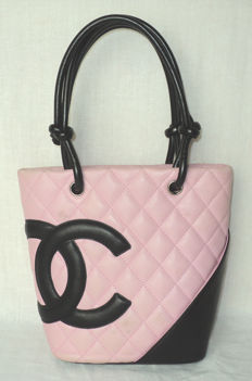 Chanel - Mini Ligne Cambon Tote Bag