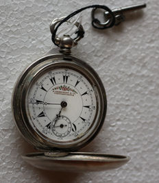 Billodes (Zenith) for K. Serkisoff & Co Constantinople – pocket watch for the oriental market