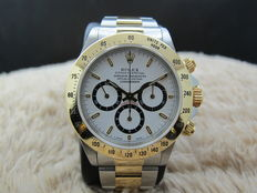 "Rolex Oyster Perpetual Daytona 16523 ""Inverted 6 dial"" - Unisex watch - 1991"