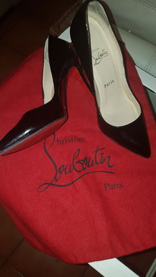 Louboutin - The legendary Pigalles