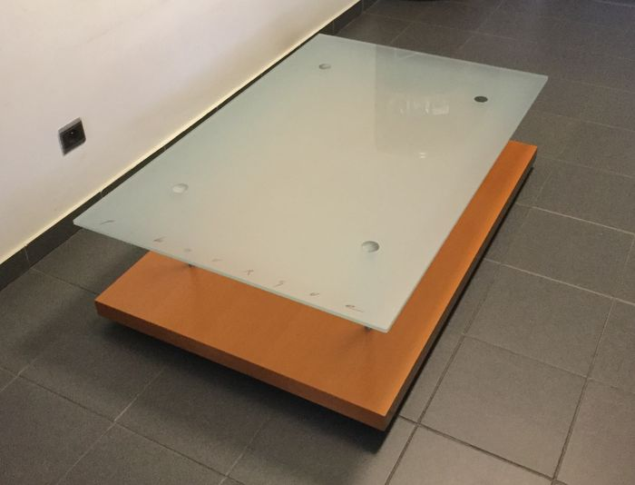 Design Salontafel Ligne Roset.Pascal Mourgue For Ligne Roset Design Coffee Table Catawiki