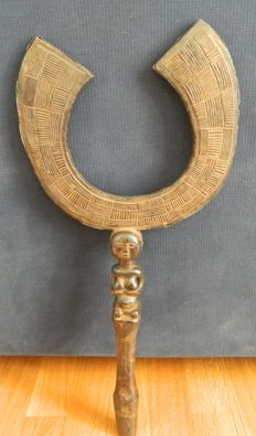 Cane of a Dignitary - LUBA - D.R Congo