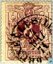 Postage Stamps - Belgium [BEL] - Lion couchant with Coat of Arms