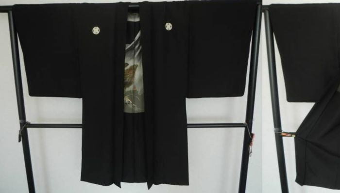 Men's haori - Japan - Late 20th century