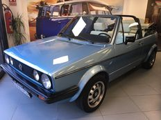 Volkswagen - Golf 1.8 GL Karmann - 1986