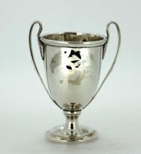 A George V silver trophy, Chester - 1926