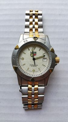 TAG Heuer 2000 Professional Date Duiker