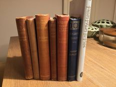 Rudyard Kipling - Lot of 7 Kipling books - 7 volumes - 1890/1987