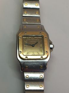 Cartier Santos ref. 1567 - women's watch