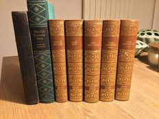 Charles Dickens - Lot of 7 Dickensian novels - 1848/2003
