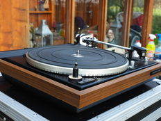 Dual CS-704 Direct Drive Record Player Vintage 1978 top of the line