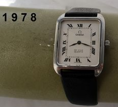O M E G A * De Ville * Dress watch * Men's model * 1978