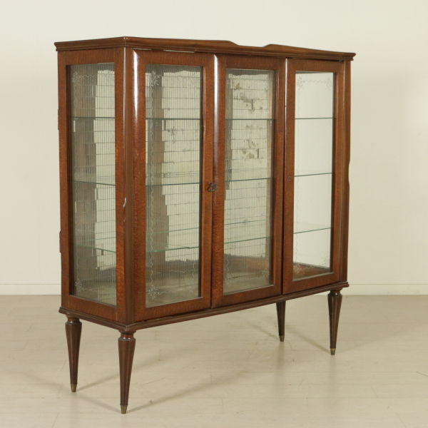 Display Kitchen Cabinets For Sale: Vintage Counter Display Cabinet For Sale In UK