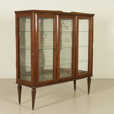 Unknown designer - vintage display cabinet