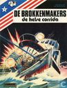 Comic Books - Brokkenmakers, De [Denayer] - De helse corrida