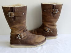 UGG Australia - leather boots - series Noira - boots