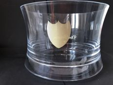 Dom Perignon transparent acrylic Champagne cooler for 3 or more bottles