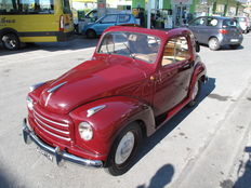 Fiat - 500C - Topolino 1950 /  / Sold without reserve price