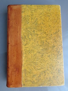Lot of 10 volumes on geology, rocks and minerals, petrography - 1936-1975