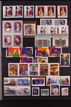 Canada 1987/1995 – Collection