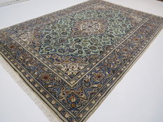 Amazingly beautiful Persian carpet Kashan/Iran 297 x 203 cm TOP CONDITION end of 20th century