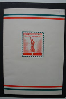 Italy Colonies 1920's > 1950's - 2 Mixt Exhanged Booklet