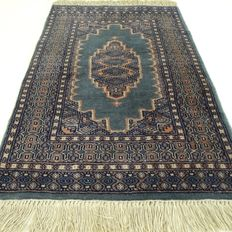 Bouchara - 100 x 63 cm - oriental carpet in gorgeous, virtually unused condition. Please note! No reserve price: bidding starts at €1.