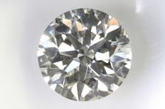 Diamond – 1.01 ct – G, VS2 – No reserve