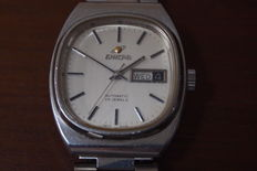 Enicar Watch Co. gents' 25 jewel automatic Swiss wristwatch – circa 1970s'