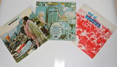Woodstock > 3 Albums (6 Lp`s) incl. Best of Woodstock (aka I`m Going Home)