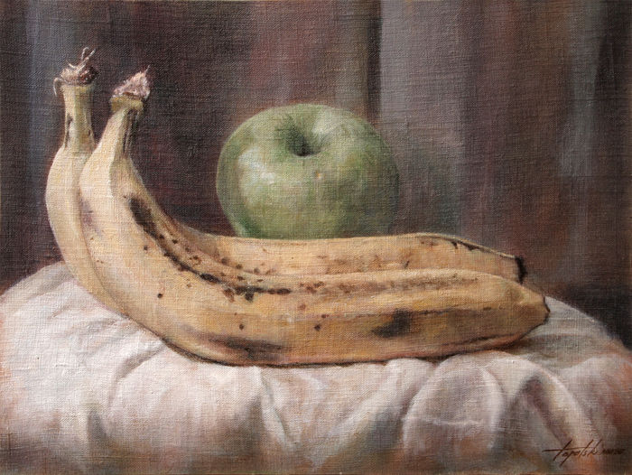 Darko Topalski - Apple and Bananas