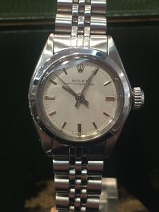 Rolex ref: 6718 - Oyster Perpetual-Lady - 1990s