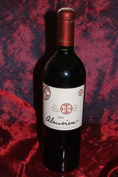 2001 Vina Almaviva, Puente Alto - Philippe de Rothschild - 1 bottle (75cl)