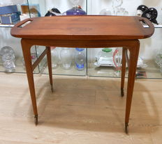Designer unknown - Tea table with separate table top