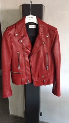 Yves Saint Laurent - Leather jacket