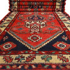 "Hamadan - 302 x 86 cm - ""Persian carpet in good condition."" - Pay attention! no reserve price: starting at €1,-"