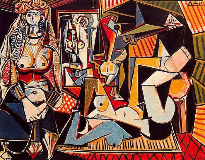 Pablo Picasso (after) - Women of Algier