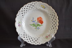 Meissen - Great ceremonial plate