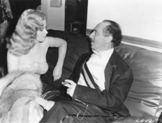 Unknown/United Artists - Marilyn Monroe and Groucho Marx - 1949