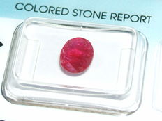 Ruby, 1.99 ct