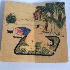 Oriental Erotica; Chinese Pillow book - 2nd half 20th century