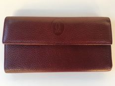 Cartier – leather wallet for women