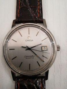 Omega Seamaster – Quartz – Men's Watch