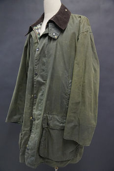 Barbour - Border - Wax coat