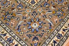 Original & Wonderful Persian Iran Keshan XXL hand knotted 280x400 cm TOP Quality & Condition