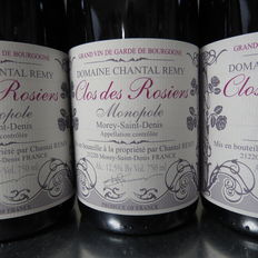 "2009 Morey Saint Denis – Domaine Chantal Remy ""Clos des Rosiers""  Monopole – 5 bottles"