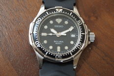 Seiko 'Scuba' 200M model no. 7N35-6000A - Gents divers watch c.1990s'